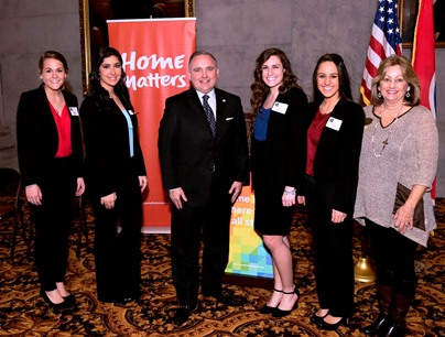 Bateman Team launched its statewide Home Matters campaign